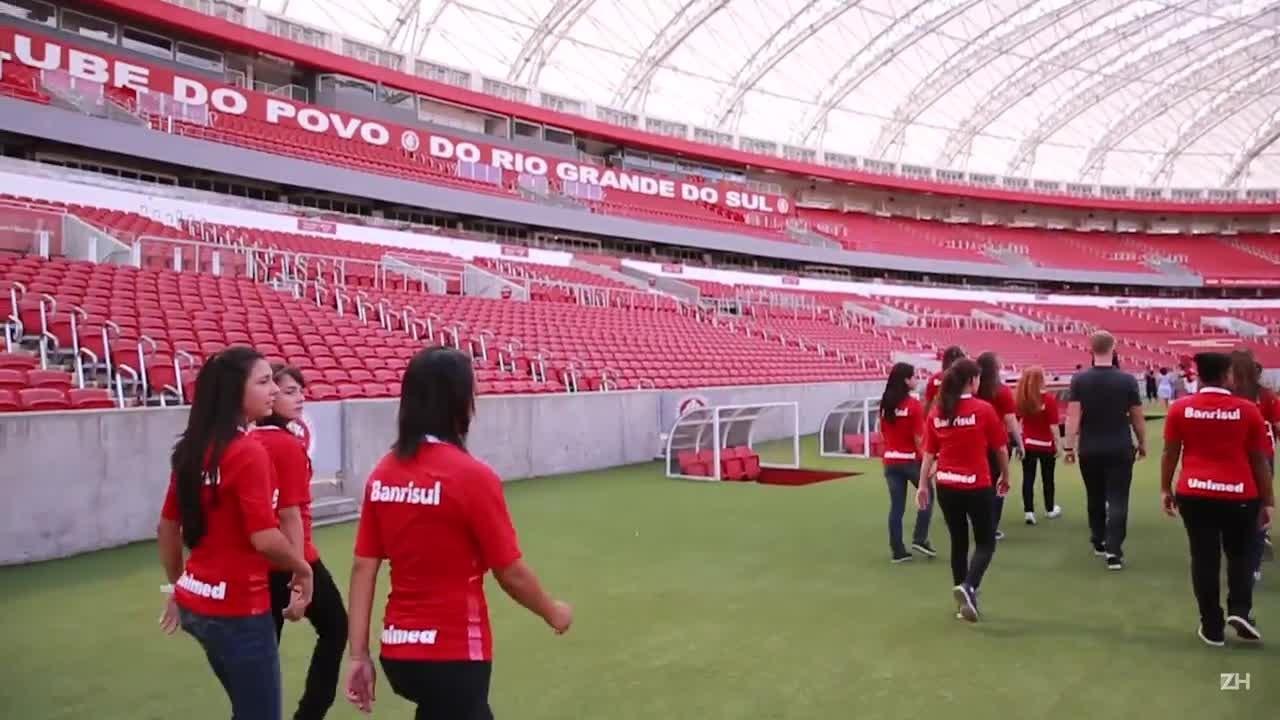 Inter lança futebol feminino no Dia Internacional da Mulher