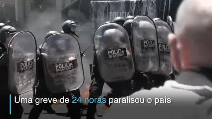 Argentina paralisada