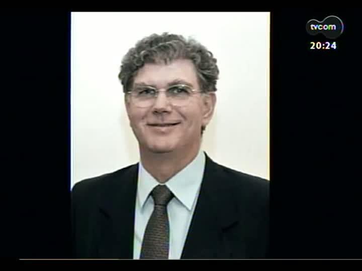 TVCOM 20 Horas - 03/01/13 - Bloco 3 - Deputados suplentes tomam posse na Assembleia