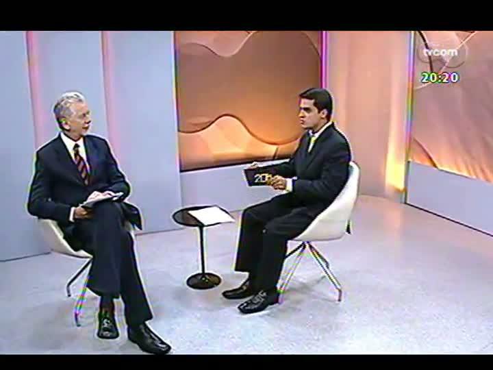 TVCOM 20 Horas - Definições sobre inspeções nas boates de Porto Alegre - 29/01/2013 - Bloco 2