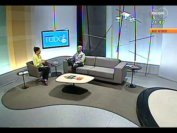 TVCOM Tudo Mais - Liquida Porto Alegre com compartilhamento de ofertas por redes sociais