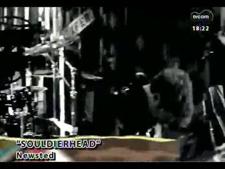 Programa do Roger - Confira a participação da banda De Falla - bloco 4 - 07/02/2013
