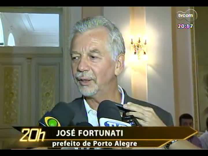 TVCOM 20 Horas - Fiscalização das casas noturnas de Porto Alegre - Bloco 3 - 04/03/2013