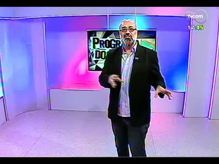 Programa do Roger - Confira a participação da banda Cachaça de Rolha - bloco 1 - 04/03/2013