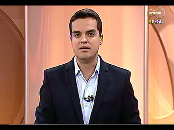 TVCOM 20 Horas - Últimas informações sobre a investigação da tragédia de Santa Maria - Bloco 3 - 06/03/2013