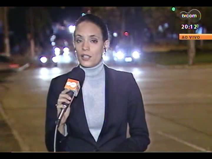 TVCOM 20 Horas - A relação entre Grêmio e OAS - Bloco 2 - 14/03/2013