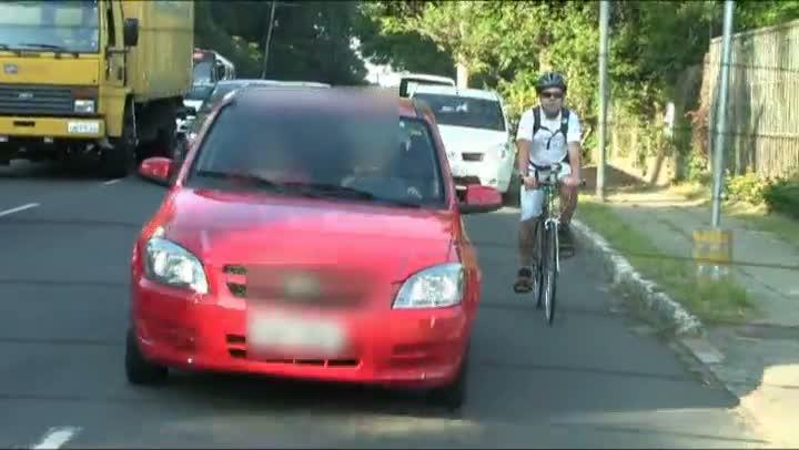Como é pedalar de casa até o trabalho na Capital