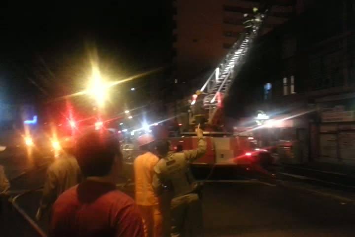 Incêndio na casa noturna Cabaret, em Porto Alegre