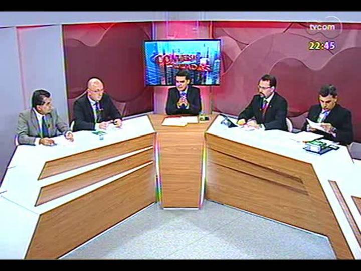 Conversas Cruzadas - Debate sobre os réus condenados pelo mensalão que entraram com recursos para reduzir penas - Bloco 3 - 03/05/2013