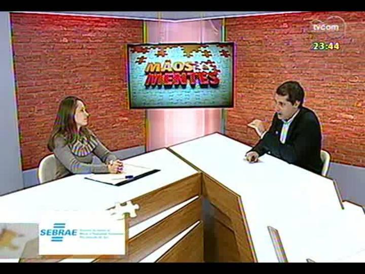 Mãos e Mentes - Diretora de Marketing da Vinícola Lídio Carraro, Patrícia Carraro - Bloco 3 - 15/15/2013