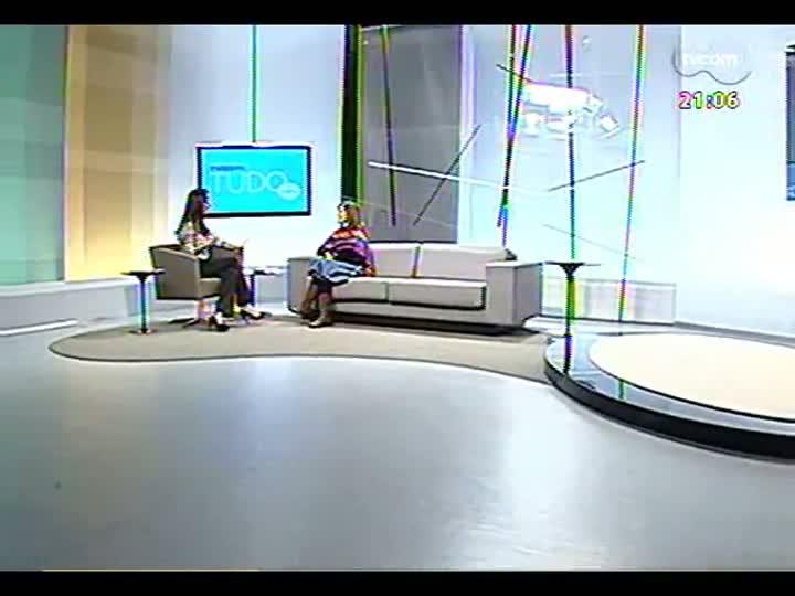 TVCOM Tudo Mais - Conversa com a publicitária Letícia Rigatti, que viaja pela América Latina visitando comunidades sustentáveis