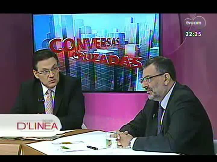 Conversas Cruzadas - Debate sobre o que será discutido no 3º Fórum Mundial de Autoridades Locais de Periferia, em Canoas - Bloco 2 - 10/06/2013