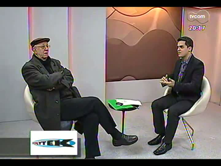 TVCOM 20 Horas - A repercussão da visita do Papa Francisco - Bloco 2 - 22/07/2013