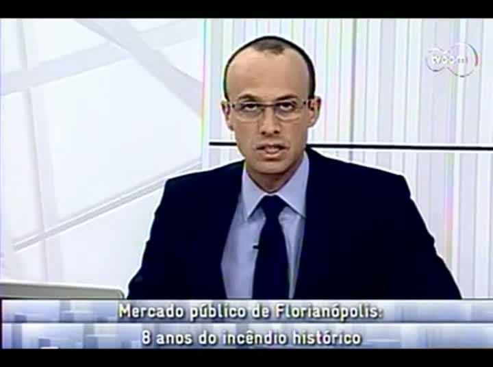 Conversas Cruzadas - Incêndio na Ala Norte do Mercado Público de Florianópolis - 3º Bloco – 20-08-2013