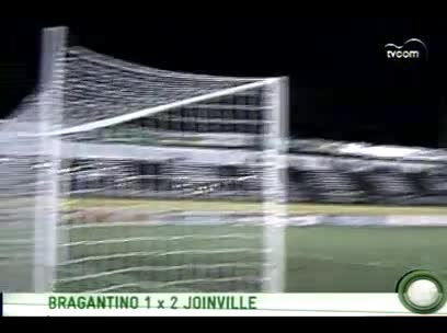 Bate Bola - Análise da vitória do Joinville fora de casa contra o Bragantino - 5º Bloco – 08/09/2013