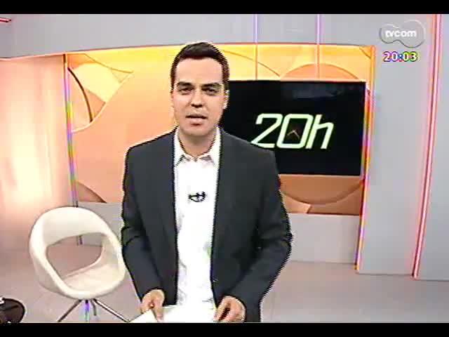 TVCOM 20 Horas - Vereadores de Porto Alegre falam sobre os próximos passos da CPI da Procempa - Bloco 1 - 13/09/2013