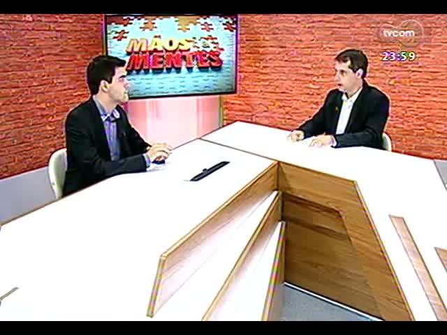 Mãos e Mentes - Sociólogo e pesquisador da UFRGS Bruno Morche - Bloco 3 - 13/09/2013