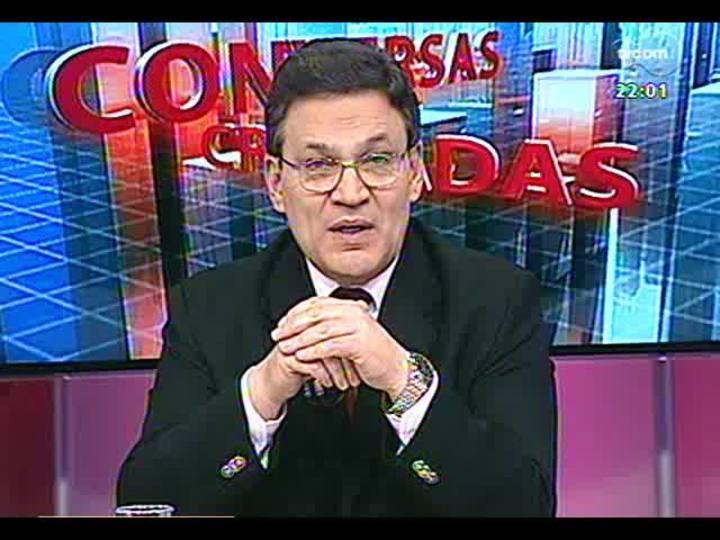 Conversas Cruzadas - Avaliação do discurso da presidente Dilma na ONU - Bloco 1 - 24/09/2013
