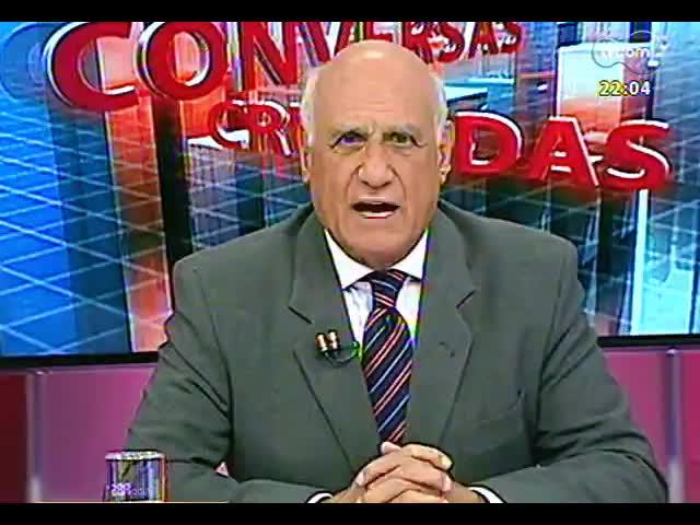 Conversas Cruzadas - Em tempos de Mercopar, o programa questiona: qual a situação das indústrias no RS? - Bloco 1 - 30/09/2013