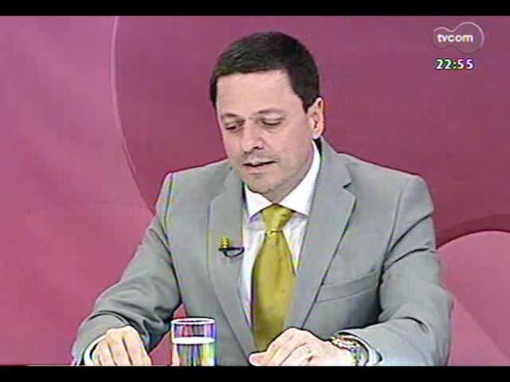 Conversas Cruzadas - Debate sobre os crimes que seguen sendo comandados de dentro dos presídios - Bloco 3 - 10/10/2013