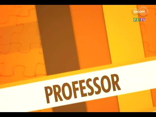 Mãos e Mentes - Professor e diretor do Centro Polar e climático da Ufrgs, Jefferson Cardia Simões - Bloco 1 - 17/10/2013
