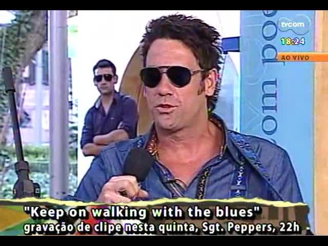 Programa do Roger - Fernando Noronha leva o blues para a Feira do Livro - bloco 4 - 07/11/2013