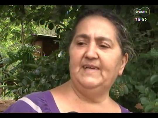 TVCOM 20 Horas - Série \'Fome\': confira a reportagem sobre uma família que planta para enfrentar a escassez de alimentos - Bloco 1 - 18/12/2013