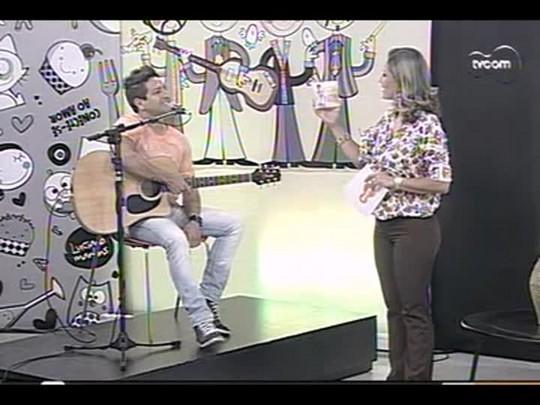 TVCOM Tudo+ - Leander Sá - 30/01/14