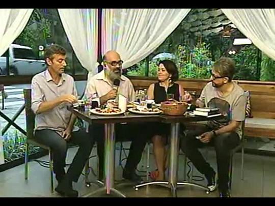 Café TVCOM - Conversa sobre livros - Bloco 3 - 15/02/2014