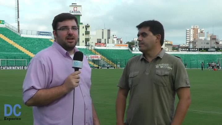 DC Esportes em Pauta - Análise da final do Catarinense e da próxima partida do Figueirense na Copa do Brasil