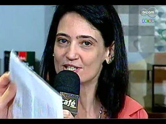 Café TVCOM - Conversa sobre o novo caderno de Zero Hora, o \'Proa\' - Bloco 1 - 03/05/2014
