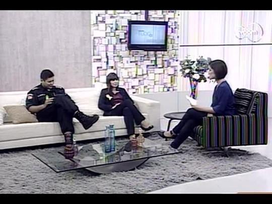 TVCOM Tudo+ - Maio amarelo - 08/05/14