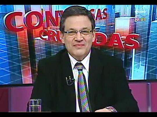 Conversas Cruzadas - Debate sobre a greve dos funcionários municipais - Bloco 1 - 05/06/2014