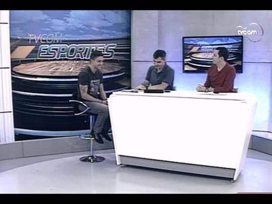 TVCOM Esportes - Guilherme Siqueira - 16/06/14