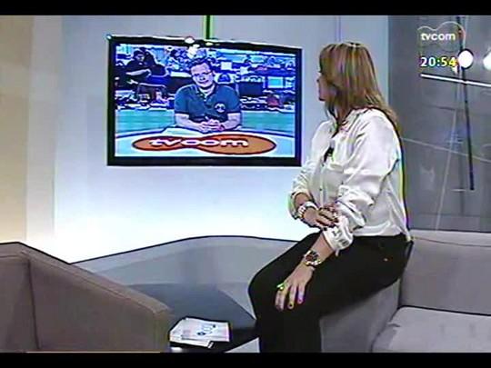 TVCOM Tudo Mais - Rodrigo Lopes fala sobre a epidemia da Ebola