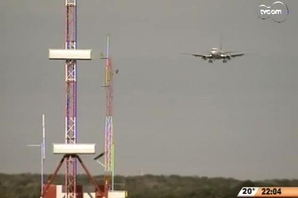 Conversas Cruzadas - Desastres aéreos: erro humano e falha no motor são principais causas de acidentes - 1º Bloco - 21/08/14