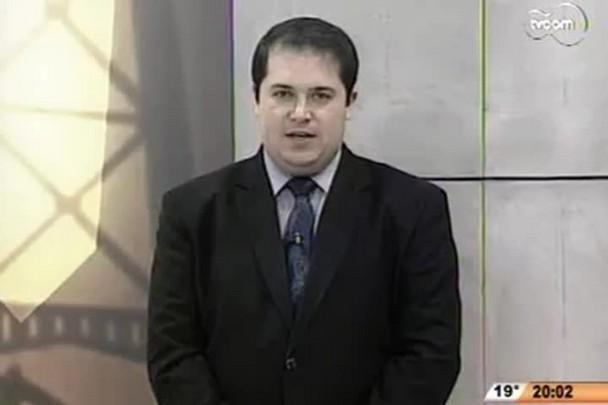 TVCOM 20 Horas - Centrosul promove ação ambiental na Baía Sul de Florianópolis - 1º Bloco - 18/09/14