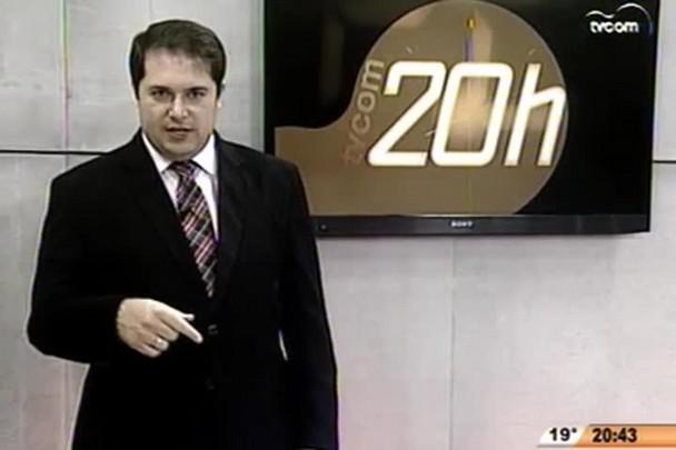 TVCOM 20 Horas - TVCOM faz série de entrevistas com candidatos ao senado - 3º Bloco - 26/09/14