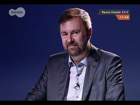 Mãos e Mentes - Jornalista mestre em política e economia da América Latina Marcos Fernando Martinelli - Bloco 4 - 02/11/2014