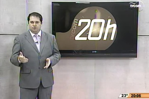 TVCOM 20h - Petrobrás confirma ajuste no preço da gasolina - 6.11.14