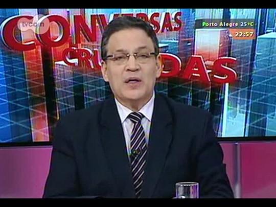 Conversas Cruzadas - A nova equipe econômica do segundo governo de Dilma Rousseff - Bloco 3 - 02/12/2014