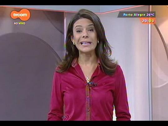 TVCOM 20 Horas - Entrevista com o deputado estadual Pedro Westphalen, que assumirá a Secretaria de Transportes e Mobilidade - 15/12/2014