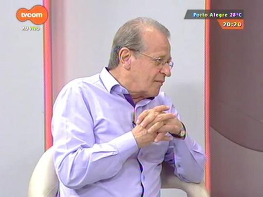 TVCOM 20 Horas - Governador Tarso Genro faz um balanço dos últimos quatro anos no RS - parte 2 - 30/12/2014