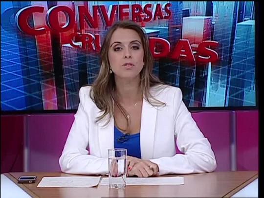 Conversas Cruzadas - Novos nomes do primeiro escalão da capital - Bloco 4 - 19/02/15