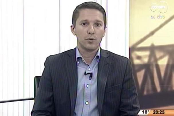 TVCOM 20 Horas - Atendimento médico de Florianópolis é interrompido por assembleia - 01.07.15