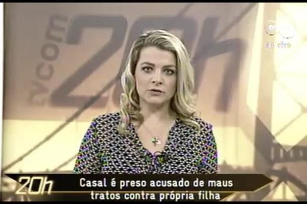 TVCOM 20 Horas - 1ºBloco - 04.08.15