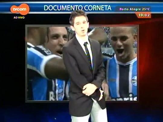 Super TVCOM Esportes - Jornal Corneta: o drama de um colorado após levar 5 no Grenal