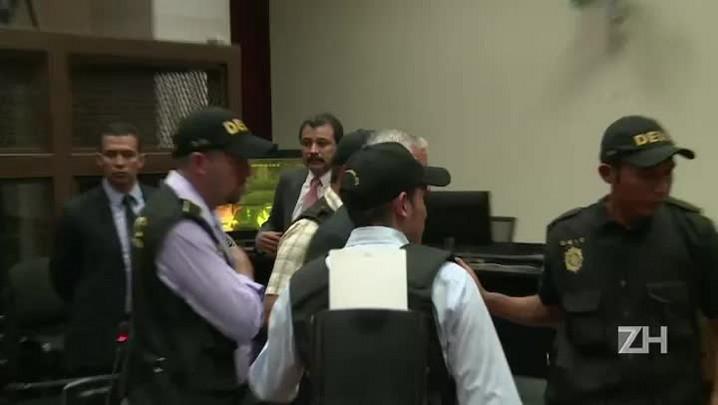 Ex-presidente da Guatemala tem prisão decretada