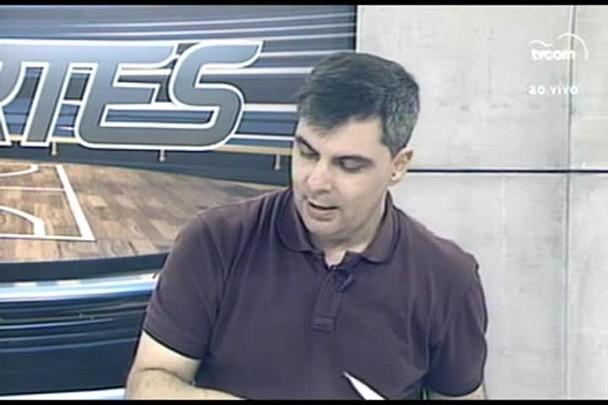 TVCOM Esportes. 3º Bloco. 10.11.15
