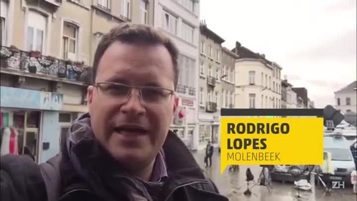 Uma visita ao ninho dos terroristas europeus